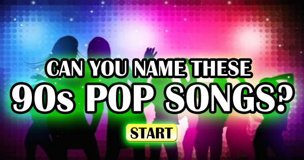 Quizfreak can you name these classic 90s pop songs for Classic house songs 90s