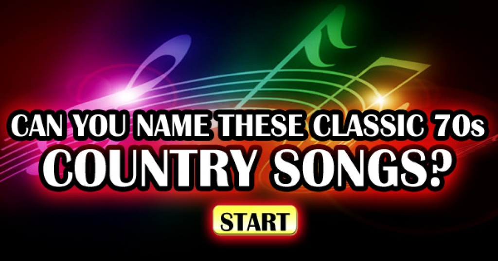 Can You Name These Iconic 70s Country Songs?