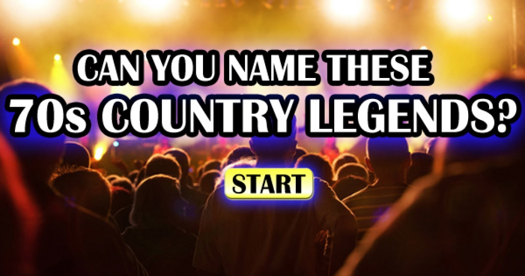 Can You Name These 70s Country Legends?