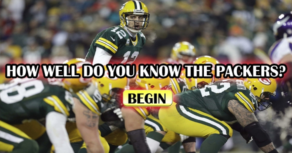 How Much Of A Green Bay Packers Fan Are You Really?
