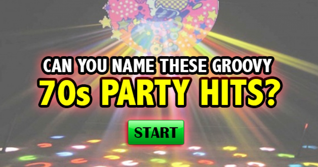 Can You Name These Groovy 70s Party Hits?