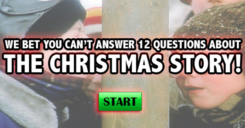 We Bet You Can't Answer 12 Questions About The Christmas Story!