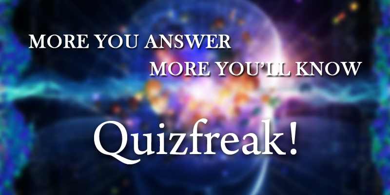 Am ia freak quiz