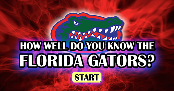 Are You a REAL Florida Gator?