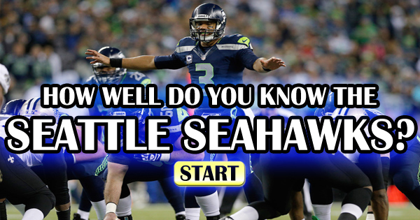 How Well Do You Know The Seattle Seahawks?
