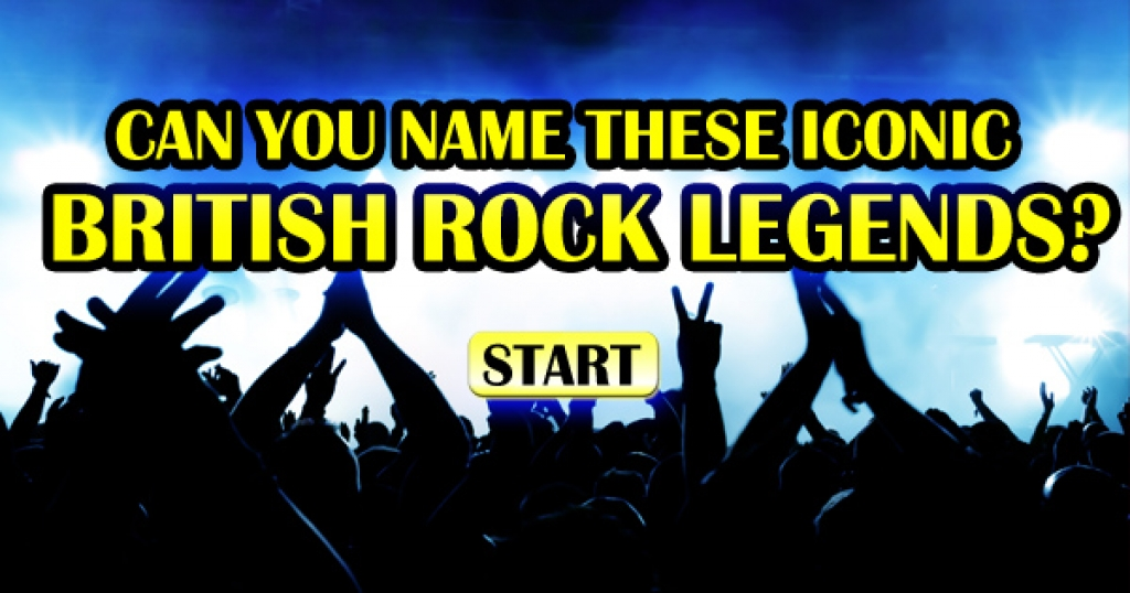 Can You Name These Iconic British Rock Legends?