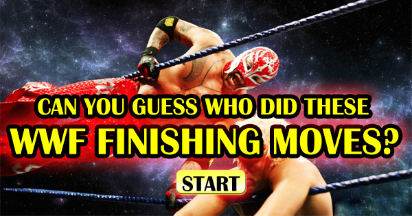 Can You Guess Who Did These WWF Finishing Moves?