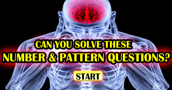 Can You Solve These 10 Number and Pattern Questions?