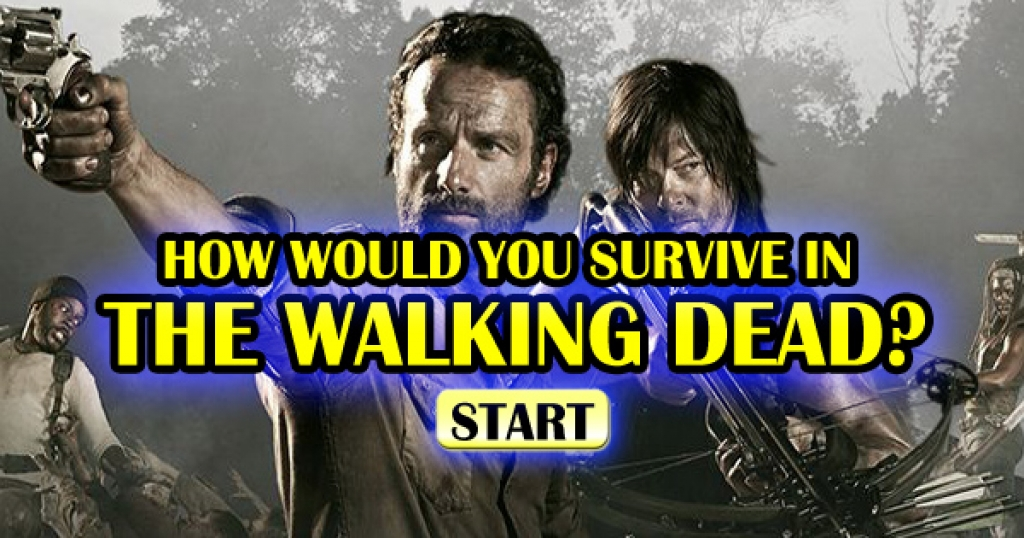 How Long Would You Survive In The Walking Dead?
