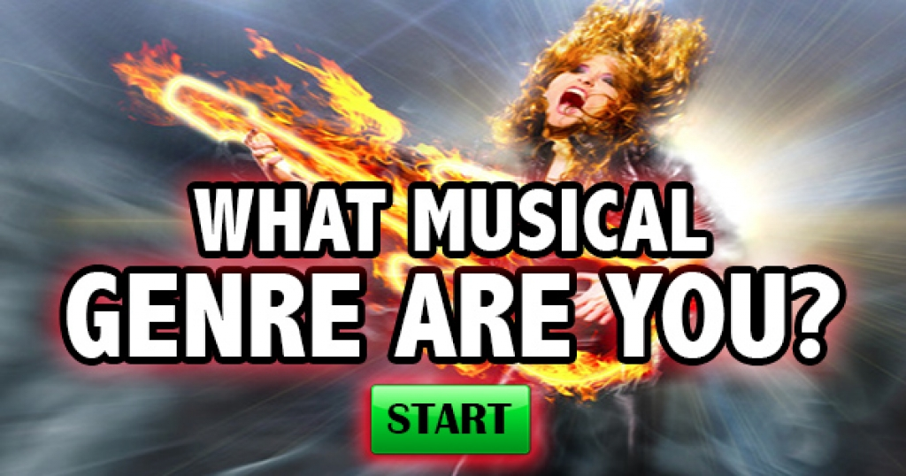 What Musical Genre Are You?