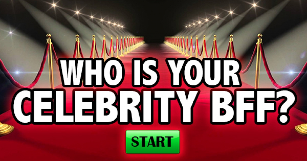 Who Is Your Celebrity BFF?