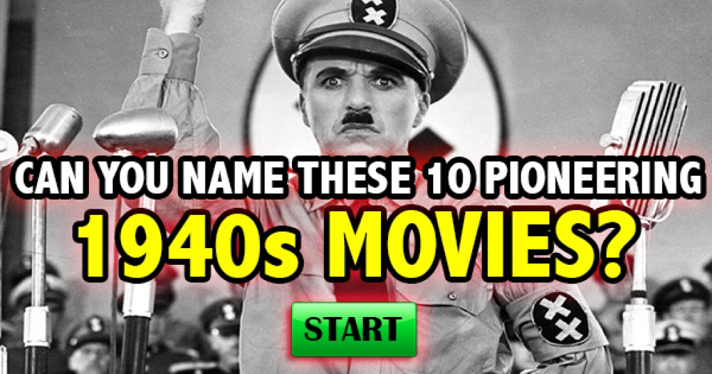 Can You Name These 10 Pioneering 1940s Movies?