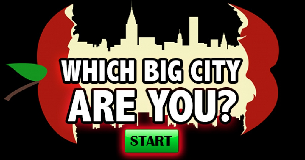 Which Big City Are You?