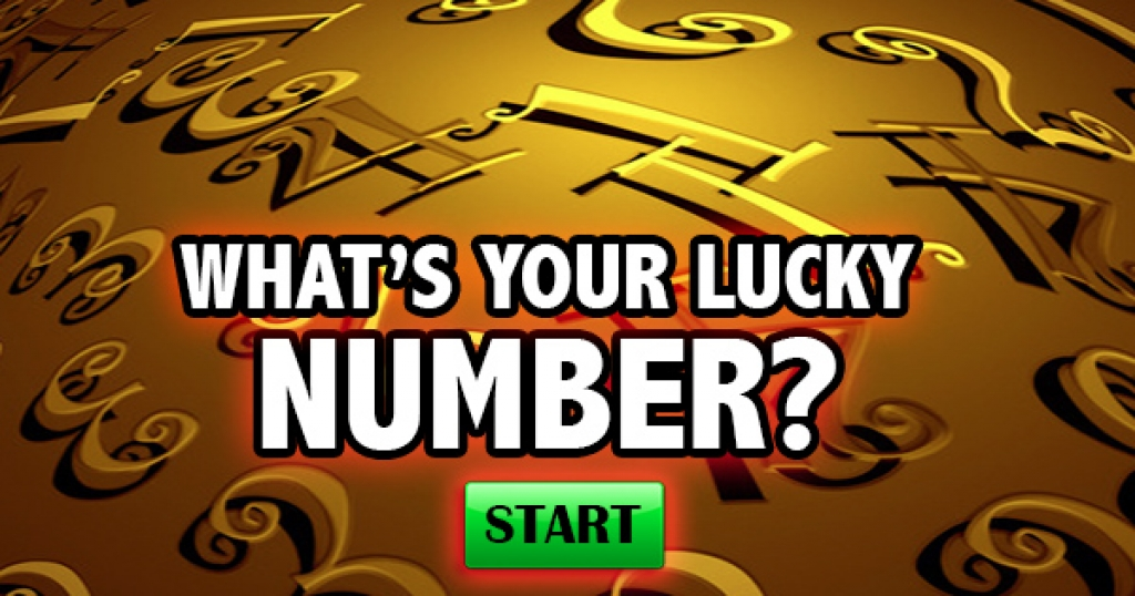 What's Your Lucky Number?
