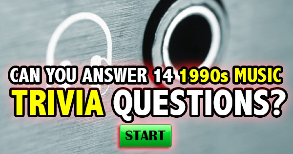Can You Answer 14 1990s Music Trivia Questions?