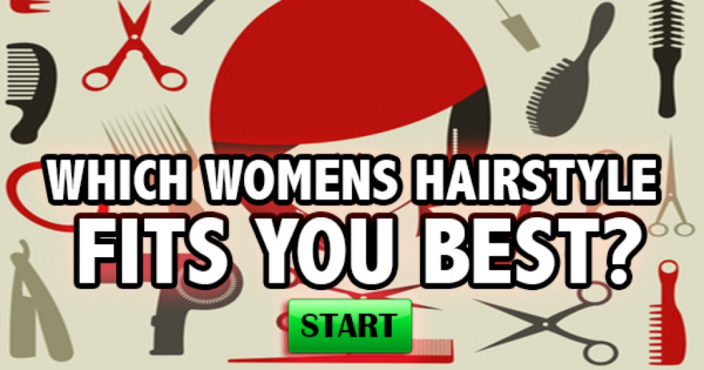 Which Women's Hair Style Fits You Best?