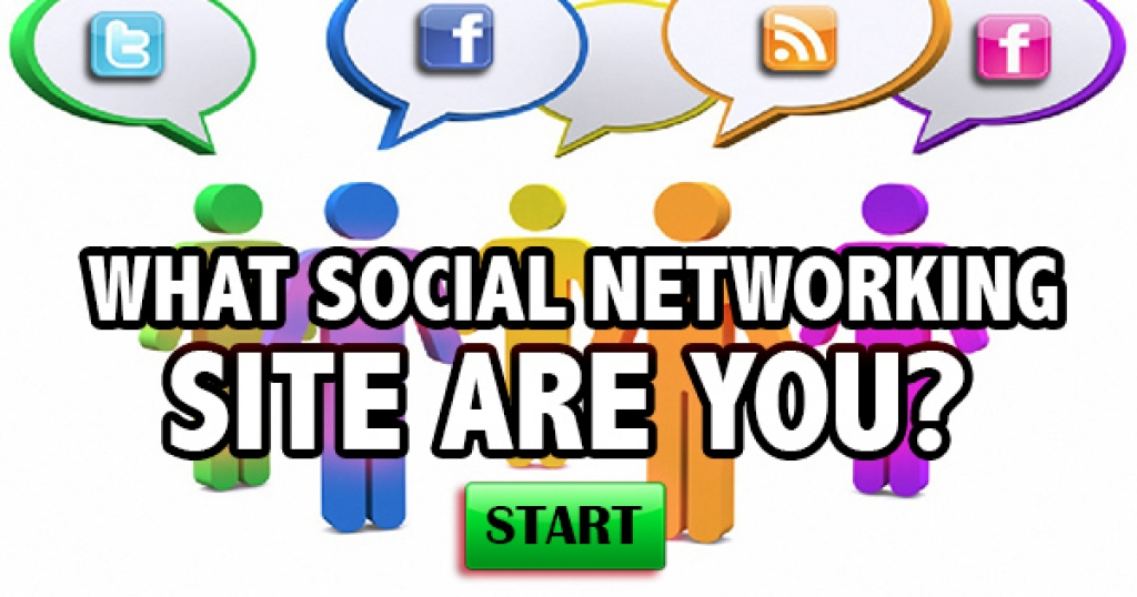 What Social Networking Site Are You?