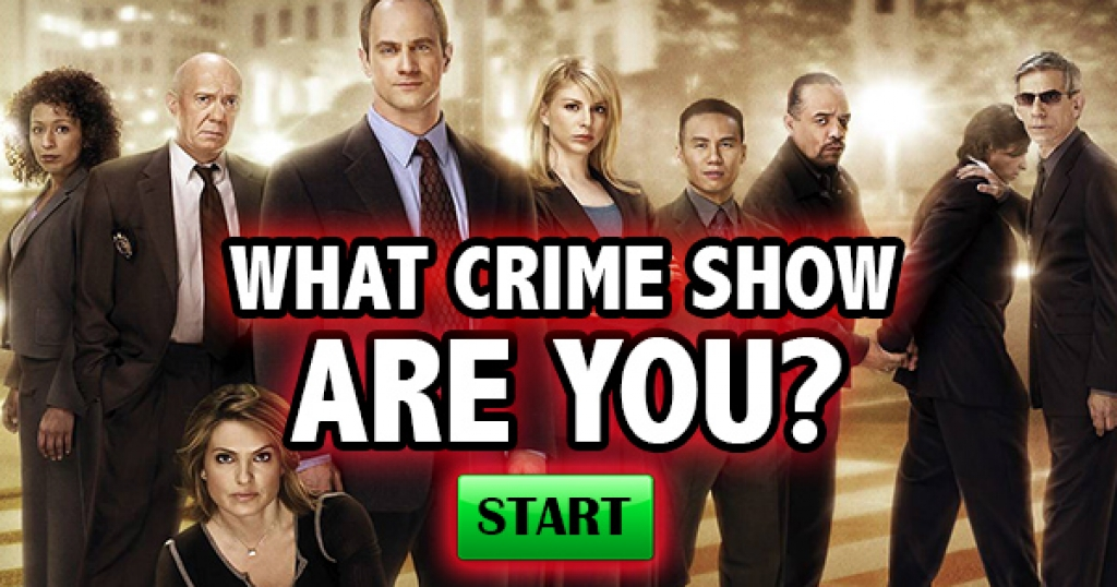 What Crime Show Are You?