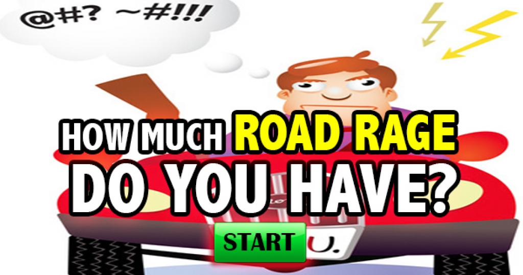 How Much Road Rage Do You Have?