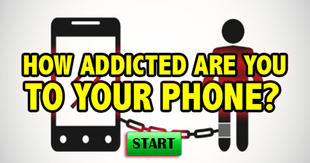 How Addicted Are You To Your Phone?