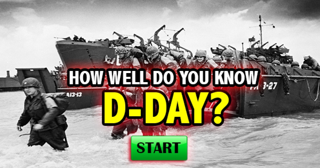 How Well Do You Know D-Day?