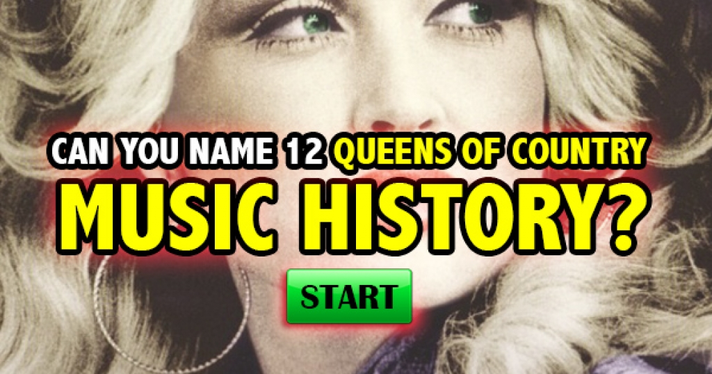 Can You Name 12 Queens Of Country Music History?