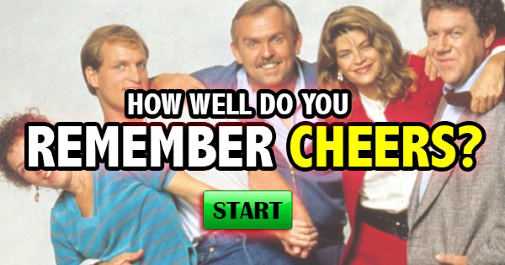 How Well Do You Remember Cheers?
