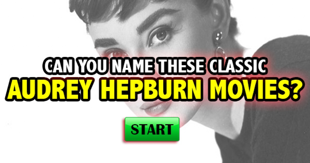Can You Name These Classic Audrey Hepburn Movies?