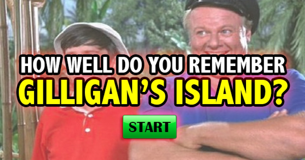 How Well Do You Remember Gilligan's Island?
