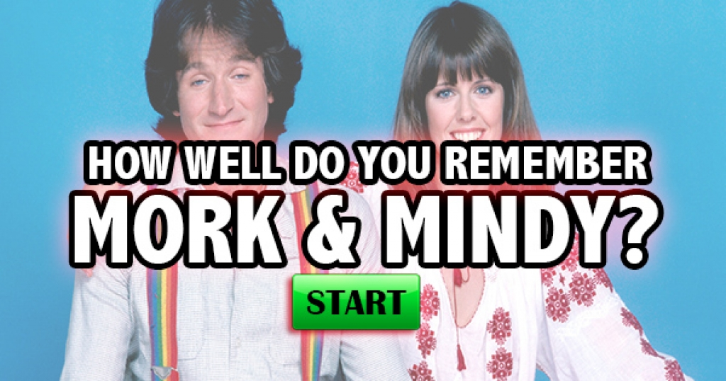 How Well Do You Remember Mork & Mindy?