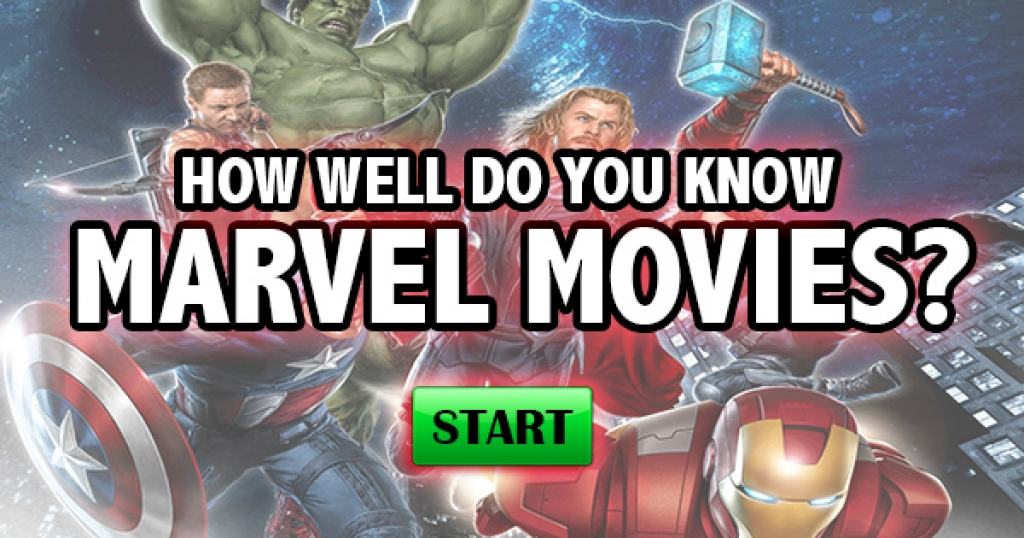 How Well Do You Know Marvel Movies?