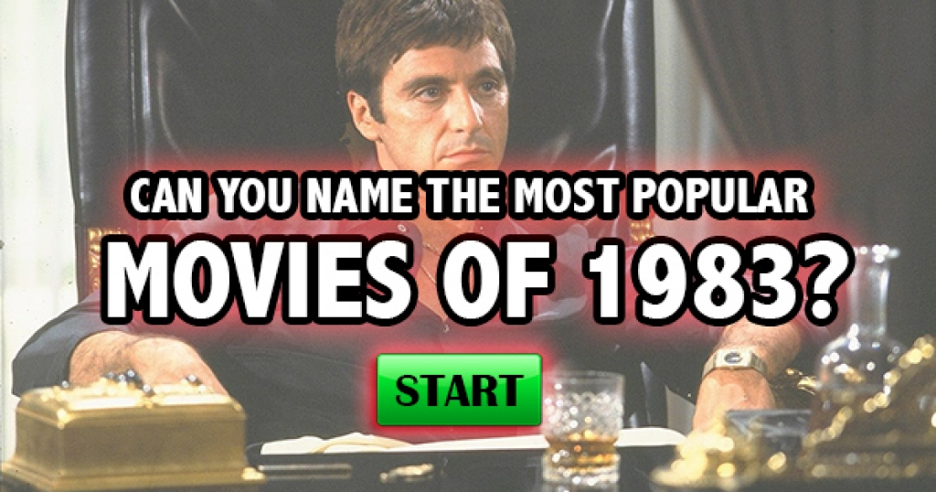 Can You Name The Most Popular Movies of 1983?