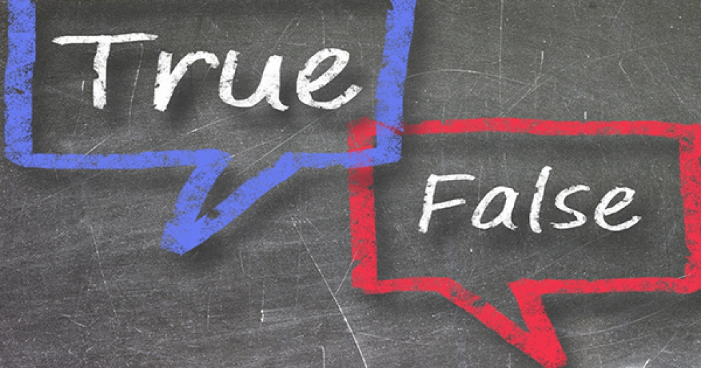 Can You Defeat This Tricky True or False Trivia Test?