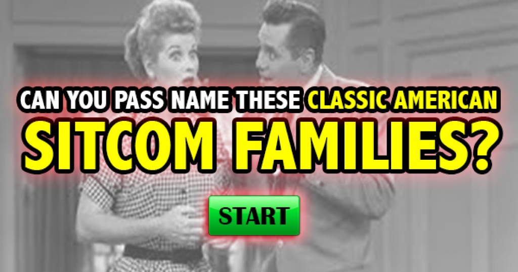Can You Name These Classic American Sitcom Families?