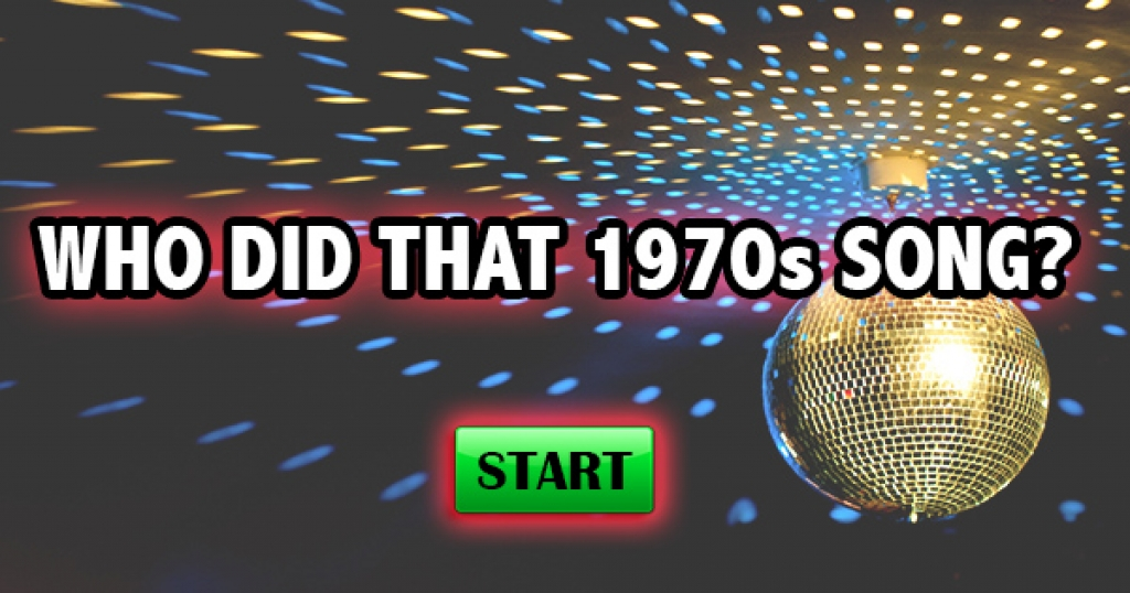 Who Did That 1970s Song?
