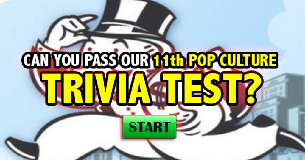 Can You Pass Our 11th Pop Culture Trivia Test?