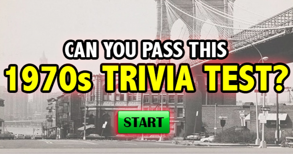 Can You Pass This 1970 Trivia Test?