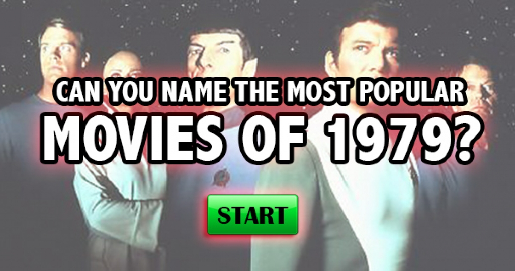 Can You Name The Most Popular Movies of 1979?