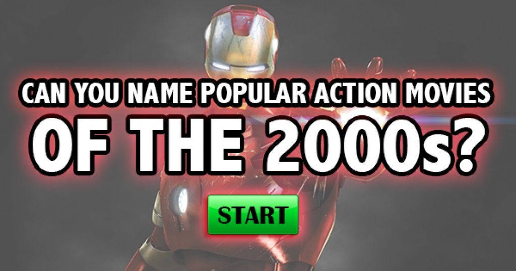 Can You Name These Popular Action Movies of the 2000s?