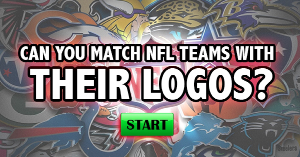 Can You Match NFL Teams With Their Logos?