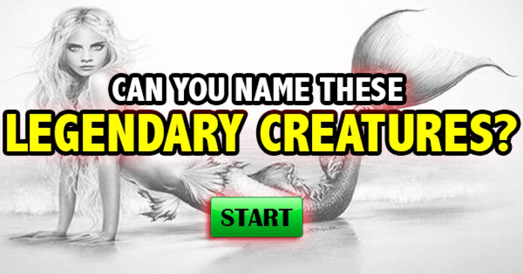 Can You Name These Legendary Creatures?
