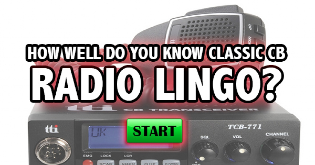 How Well Do You Know Classic CB Radio Lingo?