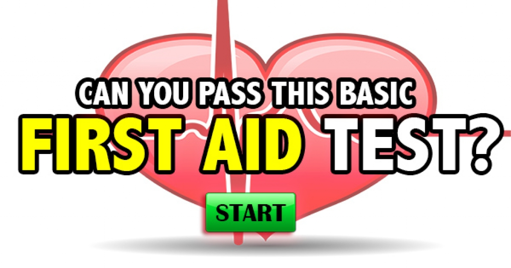 Can You Pass This Basic First Aid Test?