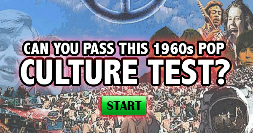Can You Pass This 1960s Pop Culture Test?