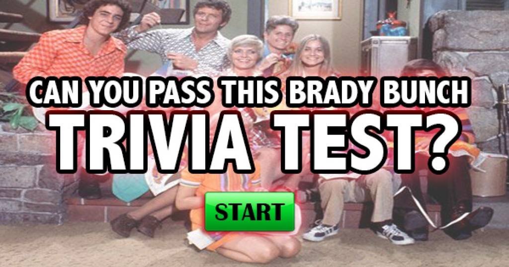 Can You Pass This Brady Bunch Trivia Test?