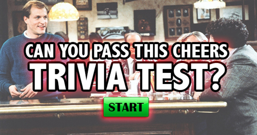 Can You Pass This Cheers Trivia Test?